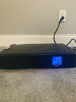 Tripp Lite UPS Smart 1200LCD 700W 8 Ports Rackmount Tower Battery Back Up LCD