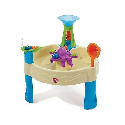 Step2 Wild Whirlpool Water Table With 11 Piece Accessory Set