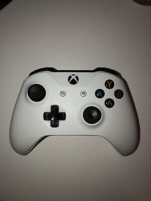 Xbox One White Wireless Controller (Xbox One)