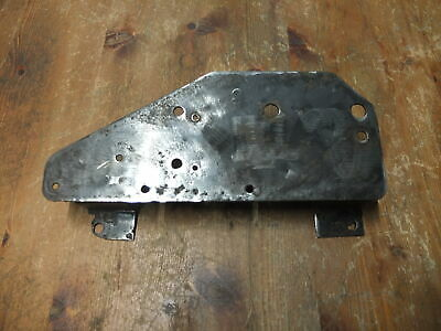Land Rover Voltage Regulator Mounting Plate Series 2 2a Genuine