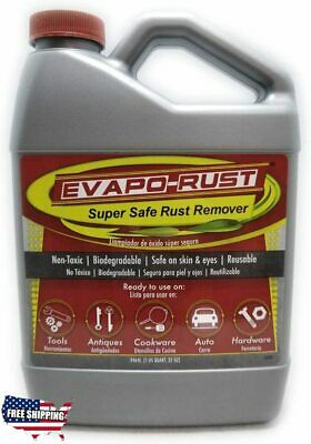 Evapo-Rust  The Original Super Safe Rust Remover, Water-Based, Non-Toxic, 1