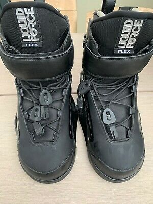 Liquid Force Wakeboard Bindings in great condition Size 11-12