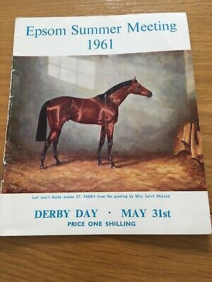 1961  Epsom Derby,  Psidium