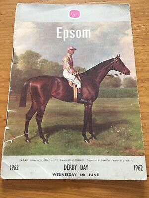 1962 Epsom Derby, Winner Larkspur