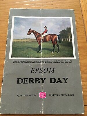 1964 Epsom Derby, Winner Santa Claus