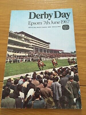 1967. Epsom Derby, Winner Royal Palace