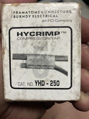 Burndy Hycrimp YHD-250 Compression Tap