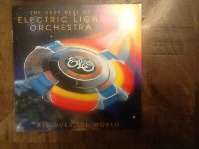 Electric Light Orchestra- All Over The World ( Very Best Of ) Cd