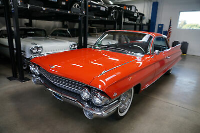 1961 Cadillac DeVille  39,250 Miles 390/325HP V8 Automatic2 Dr Hardtop