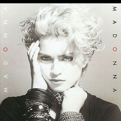 Madonna - 1983 debut - NEW SEALED 180g LP on Limited clear vinyl!