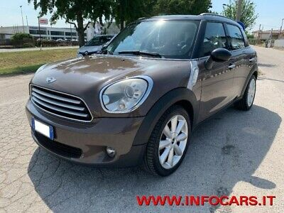 MINI Countryman Cooper D 112 CV