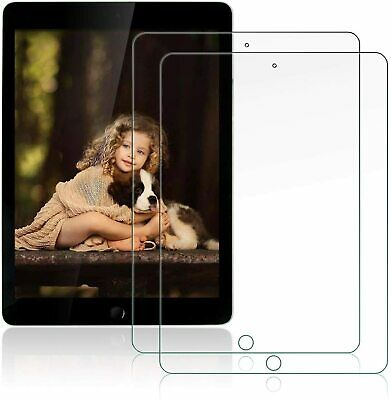 [2xPack] Tempered GLASS Screen Protector for Apple iPad 7th Generation 2019 10.2