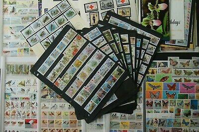 131Me Stamps Mnh Mint Minsheets Thematical Ships Birds Flowers Jersey (Mt16)