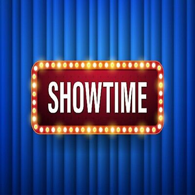 SHOWTIME | Premium Accounts | WARRANTY INCLUDED | Fast  Delivery