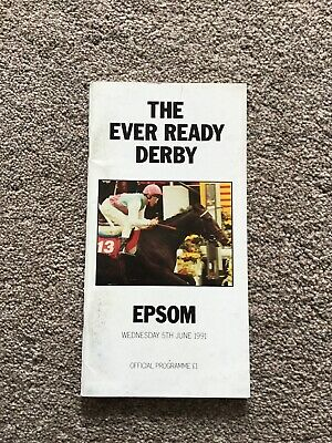 1991  Epsom Derby Winner Generous