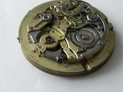 Taschenuhr Uhrwerk - Repetition Uhrwerk - pocket watch