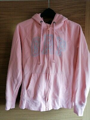 Girls Age 12-13 Pink Gap Hoodie Size Small