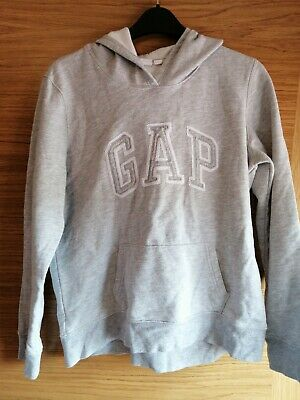 Girls Grey Gap Hoodie Age 13-14