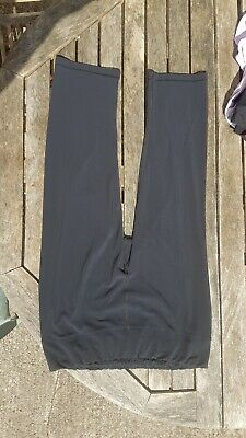 Sweaty Betty Size L cropped yoga gym cycling running leggings with zipped pocket