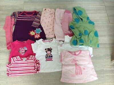 Baby Girls Clothes Bundle 3-6 Months Gap, Marks and Spencer etc.
