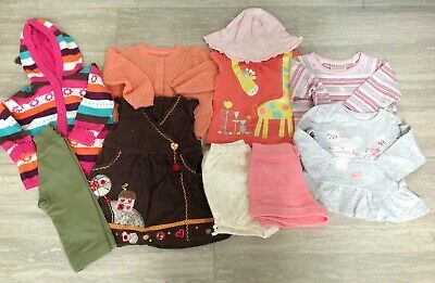 Baby Girls Summer Clothes Bundle 3-6 Months - Marks and Spencer, TU Next etc
