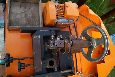 MANCUNA 800 GT KEY CUTTING MILLING MACHINE Mortice, Cylinder & Mortice side keys