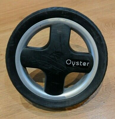 Babystyle Oyster 1 / 2 Rear Wheel - Black Inner -  (Genuine Replacement Part)