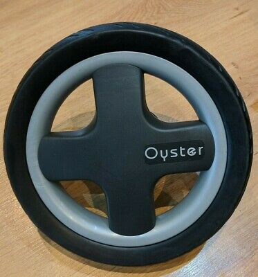 Babystyle Oyster 1 / 2 Rear Wheel - Grey Inner -  (Genuine Replacement Part)