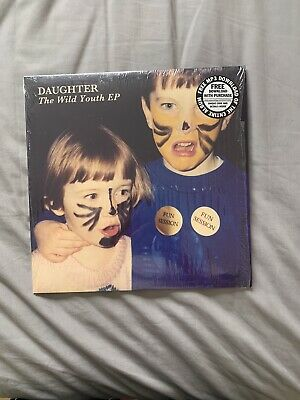 Daughter - The Wild Youth EP Vinyl