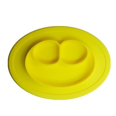Original ezpz Mini Mat One Piece FDA Approved Silicone Placemat Plate Bowl NEW
