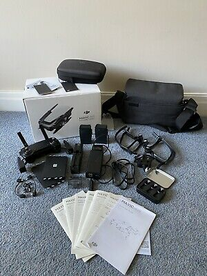 Dji Mavic Air Fly More Combo (excluding Drone)