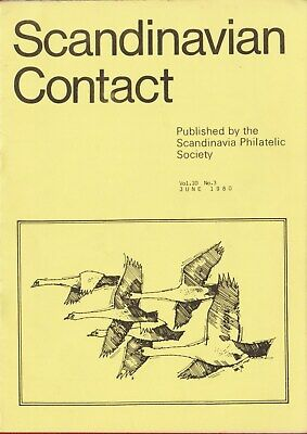 SCANDINAVIAN CONTACT – Vol. 10 No.s 1-3 DEC 1979 –JUNE 1980 See Description