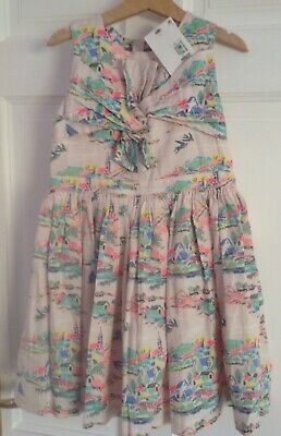 BNWTS Marks and Spencer Girls Summer Dress 5-6 Years