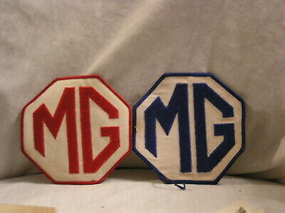 Two Mg Auto Patches