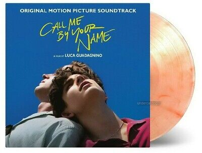 """Call Me By Your Name OST 2-LP (12"""" 180g Vinyl) Limited Peach Season Edition NICE"""