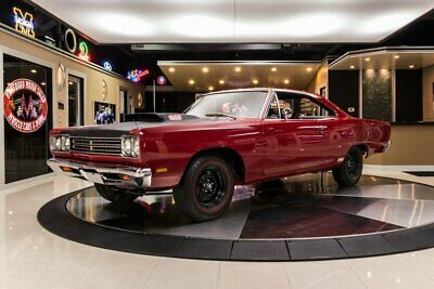 1969 Plymouth Road Runner A12 440 Six Pack Rotisserie Restored, A12! # Matching 440 6-Pack V8, Automatic, Dana 60 Sure Grip