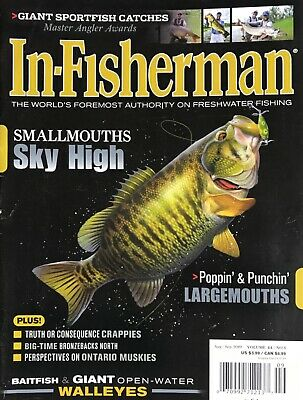 In Fisherman Magazine, Aug/Sept 2019