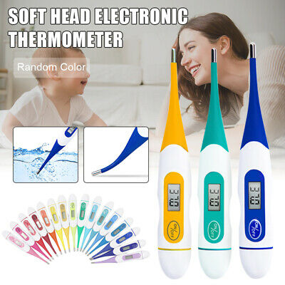 Lcd Thermometer Baby Child Adult Human Fever Oral Body Heating Fast Accurate Hot