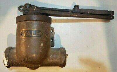 Vintage YALE Door Closer - Architectural Salvage