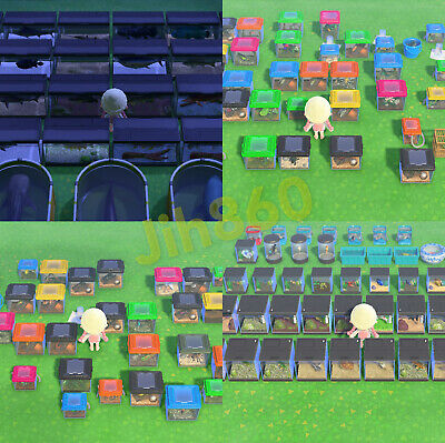 Animal Crossing New Horizon Museum All Fish and Bugs