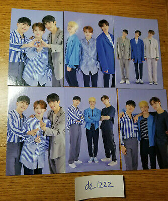 SEVENTEEN Ode to You Tour in Seoul 2019 Unit/Group Trading Card Photocard