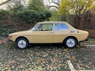 Saab 99 L - 1972 - Beautiful condition and low mileage
