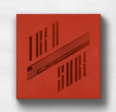"K-POP ATEEZ 2nd Album ""TREASURE EP.2 : Zero To One"" SEALED PREORDER"