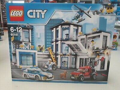 LEGO City Polizeiwache (60141)