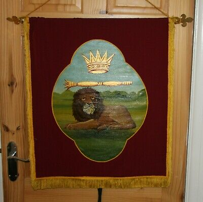 Masonic Royal Arch Five Principal Banners  (STFH)