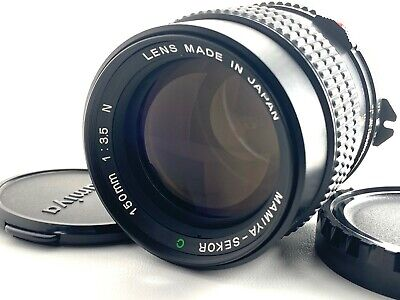 【MINT】 Mamiya Sekor C 150mm f3.5 N For M645 Super 1000S Pro TL From JAPAN #082