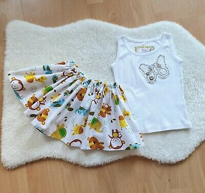 Lovely outfit Next, love me, 2-3 yrs