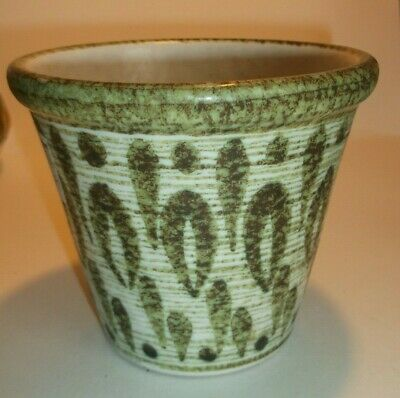 Denby Flower Pot- Lovely Condition