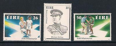 Ireland Eire - 1990 Anniversaries and Events, SG778/780, MNH