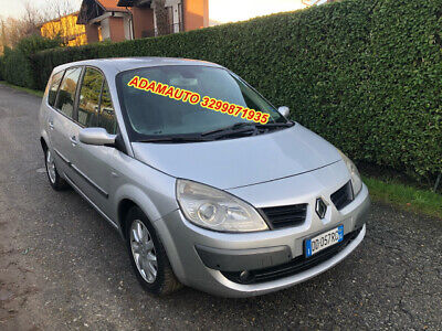 Renault Scenic Grand 1.9 Dci/130cv Luxe Dynamiqu